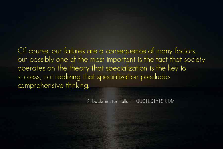 Key Success Factors Quotes #549211