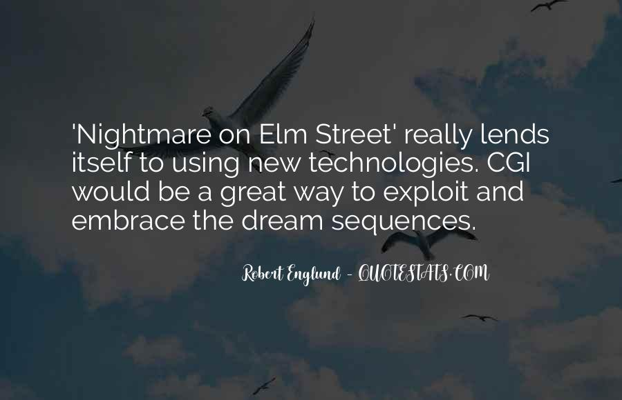 Quotes About Elm #854233