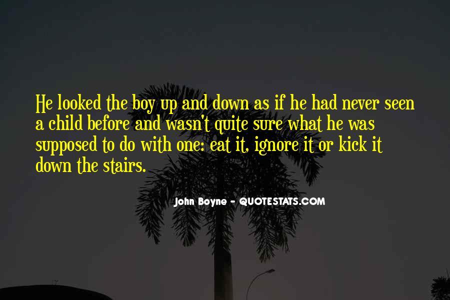 Kick Me Down Quotes #170501