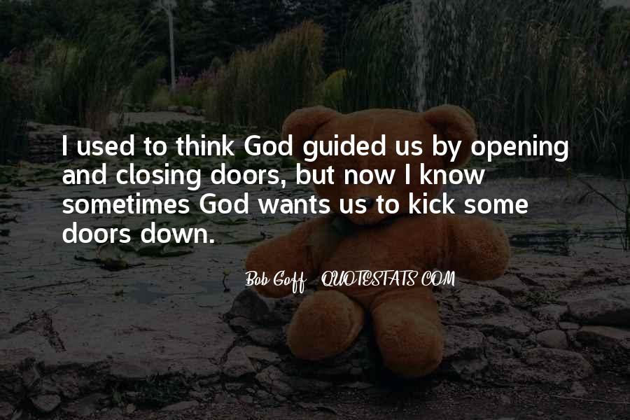 Kick Me Down Quotes #328600