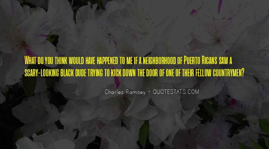 Kick Me Down Quotes #733633