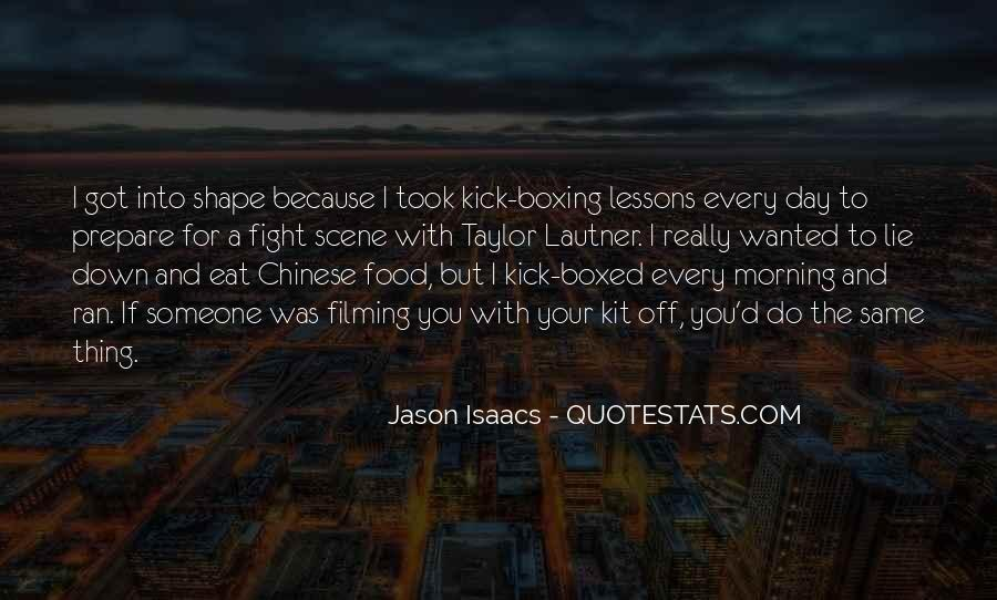 Kick Me Down Quotes #82128