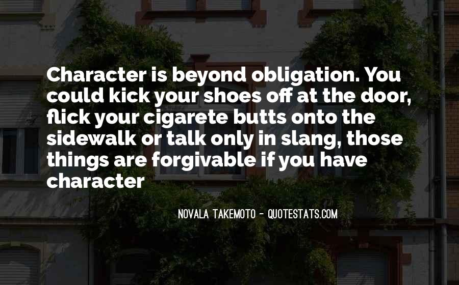 Kick Off Your Shoes Quotes #648608