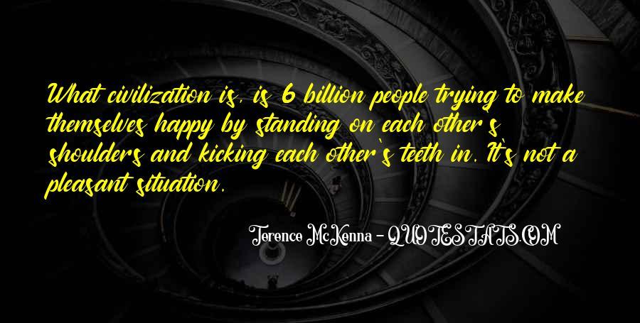 Kicking Myself Quotes #117091