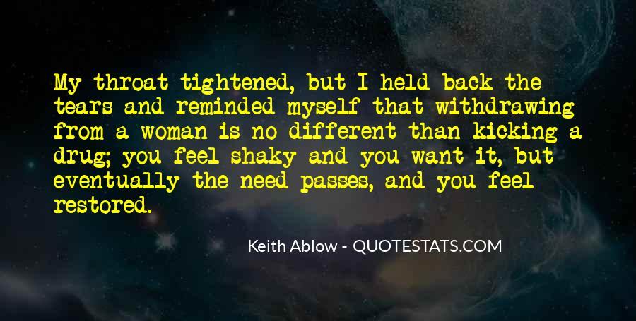 Kicking Myself Quotes #1266411