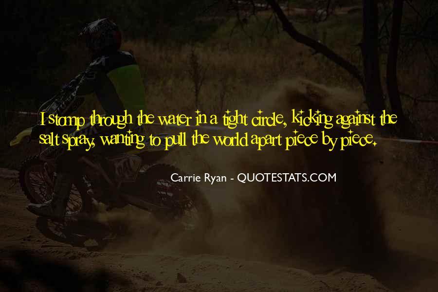 Kicking Myself Quotes #24423