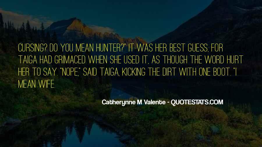 Kicking Myself Quotes #39575