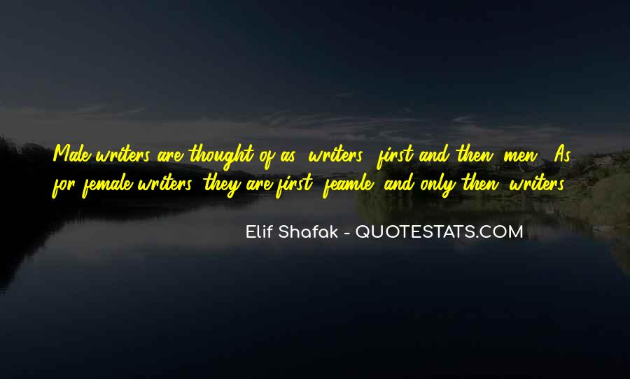 Quotes About Elif #118434