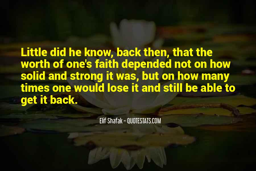 Quotes About Elif #265040
