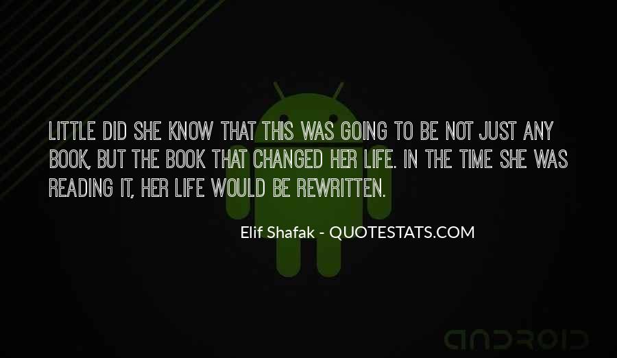 Quotes About Elif #267161