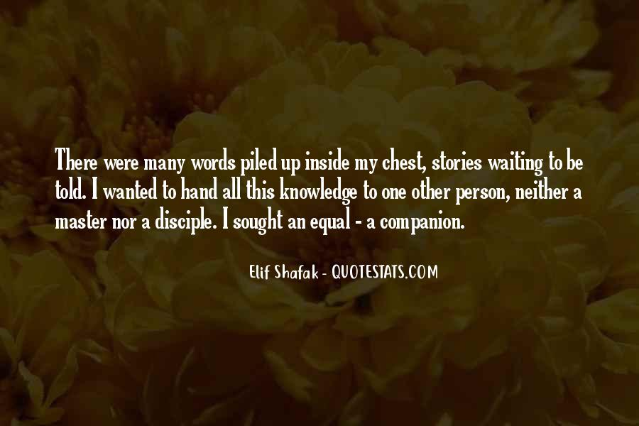 Quotes About Elif #632401