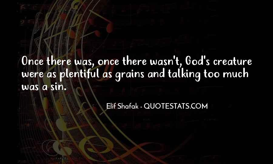 Quotes About Elif #696757