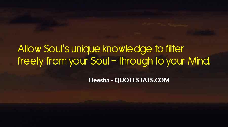 Quotes About Eleesha #1665389