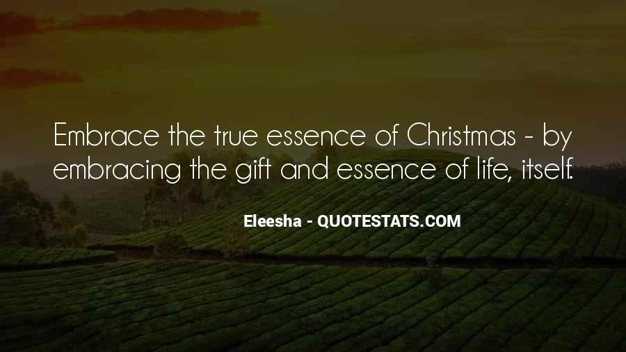 Quotes About Eleesha #571790