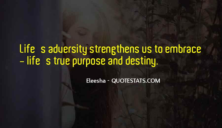 Quotes About Eleesha #682851