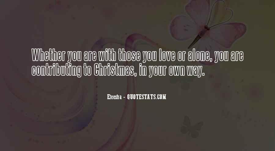 Quotes About Eleesha #883846