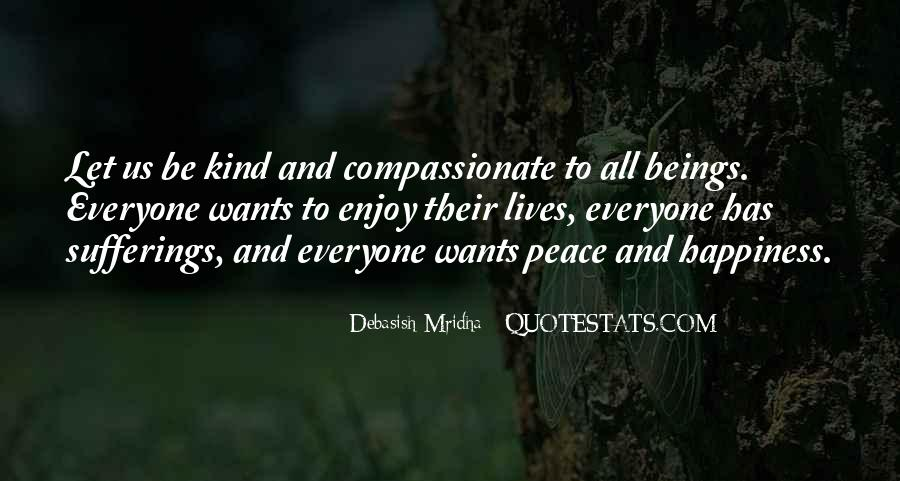 Kind And Compassionate Quotes #1756564