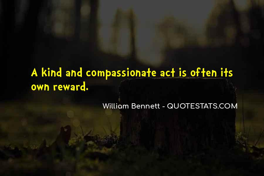 Kind And Compassionate Quotes #262101