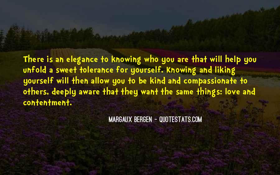 Kind And Compassionate Quotes #298155