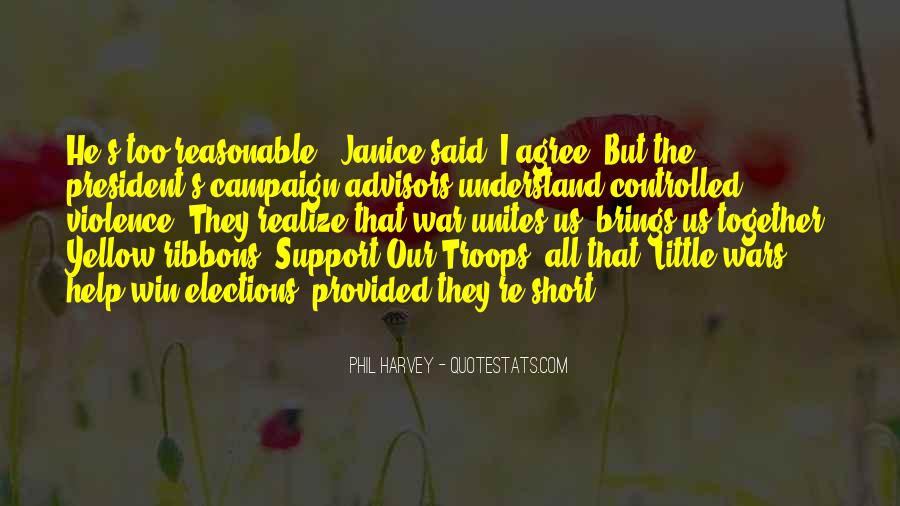 Quotes About Elections Campaign #1705831
