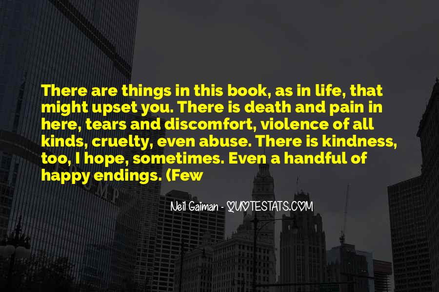 Kindness Abuse Quotes #1799236