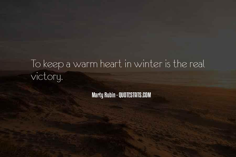Kindness Warmth Quotes #850493