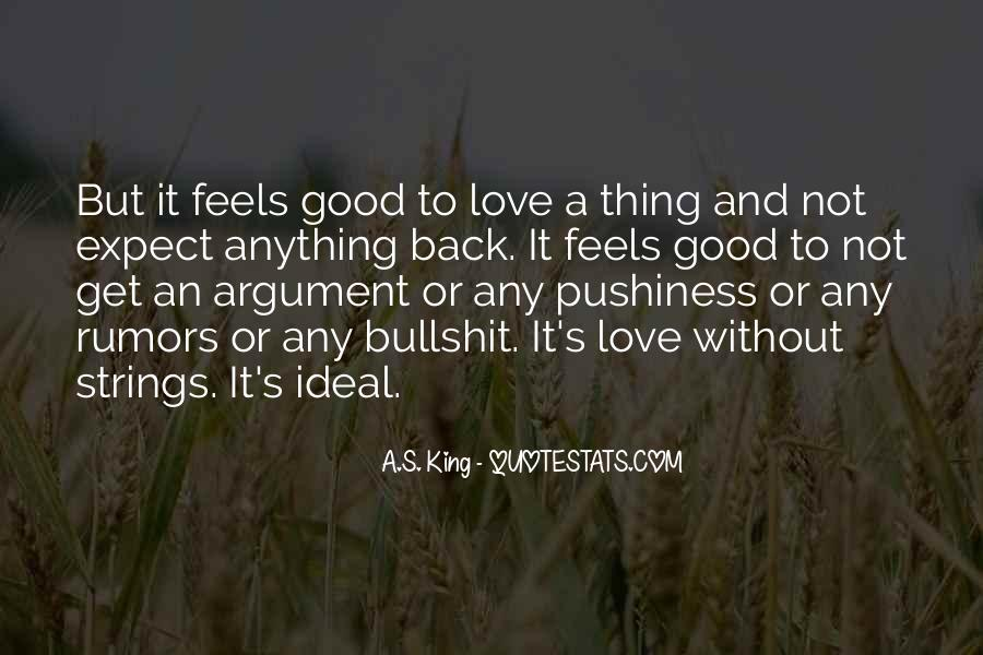 King And Love Quotes #138664