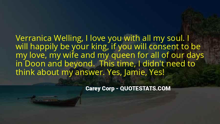 King And Love Quotes #157729
