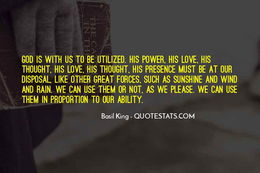 King And Love Quotes #174483