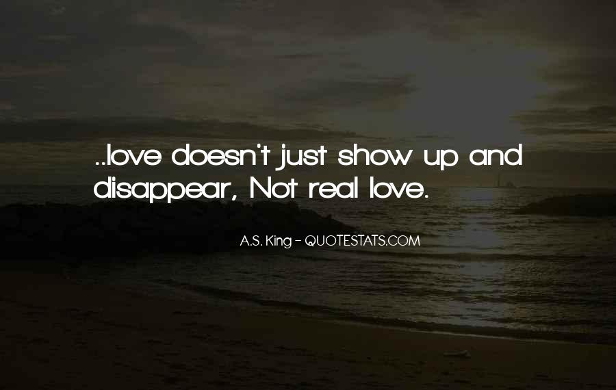 King And Love Quotes #231344
