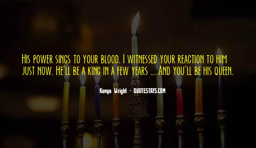 King And Love Quotes #236463