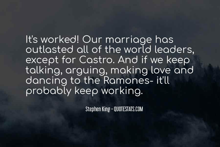 King And Love Quotes #353088
