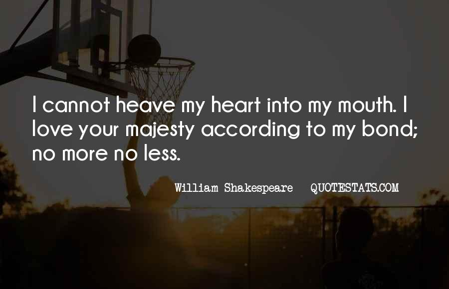 King And Love Quotes #368690