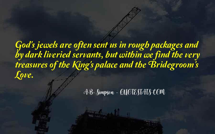King And Love Quotes #386329