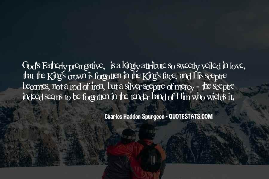 King And Love Quotes #413832