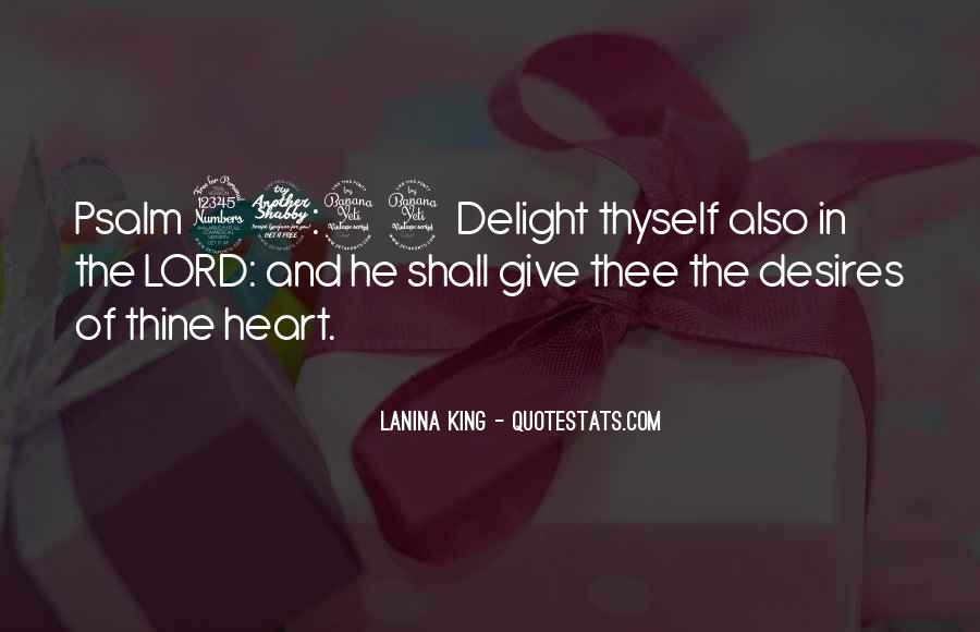 King And Love Quotes #448828