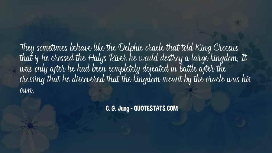 King Croesus Quotes #235864