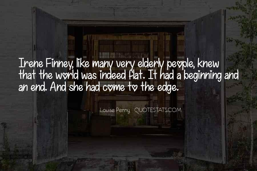 Quotes About Elderly And Wisdom #463970