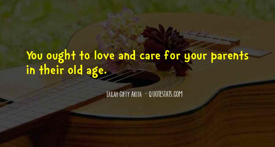Quotes About Elderly And Wisdom #911245