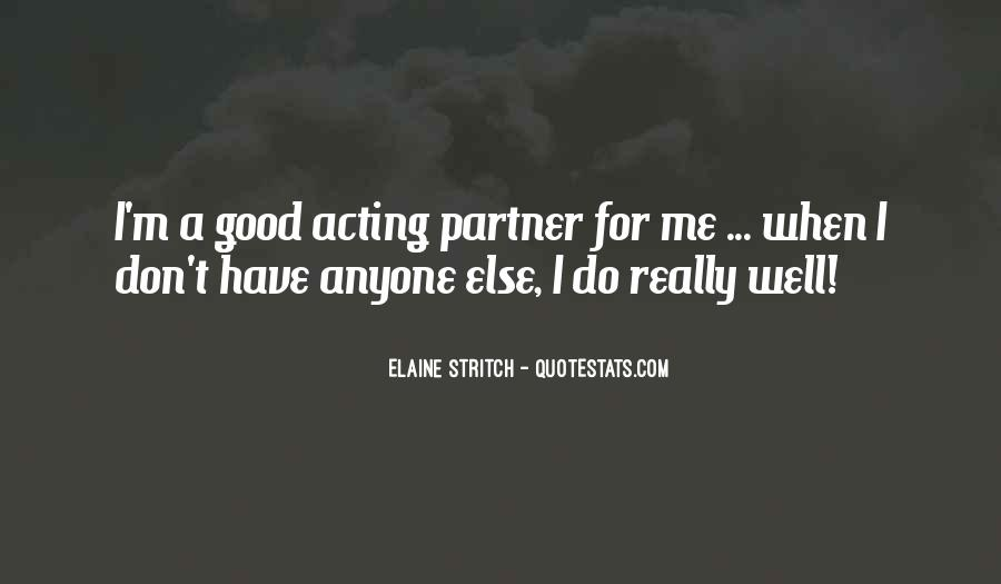 Quotes About Elaine Stritch #1039545