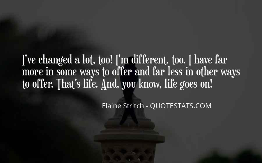 Quotes About Elaine Stritch #1480247