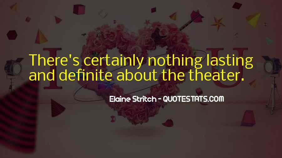 Quotes About Elaine Stritch #1486352