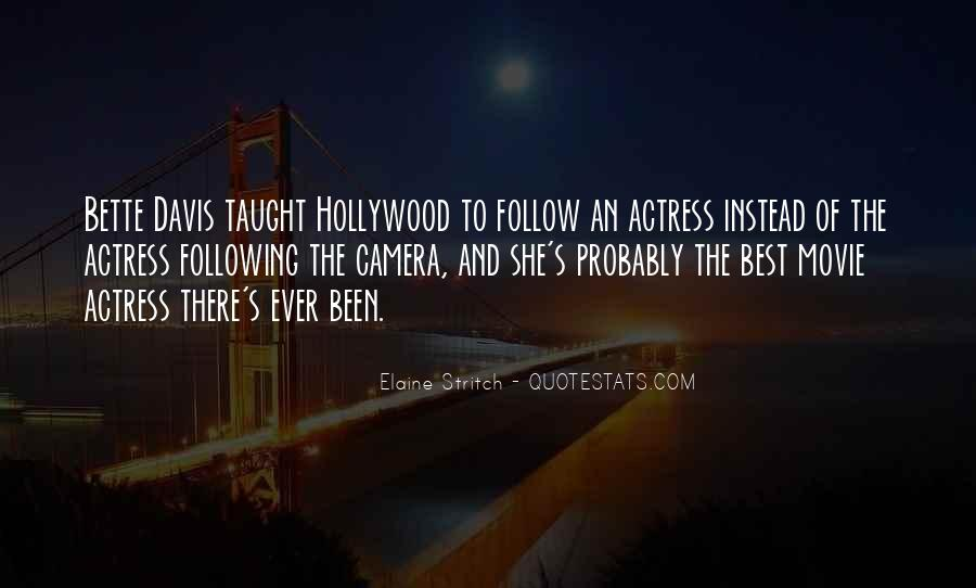 Quotes About Elaine Stritch #352101