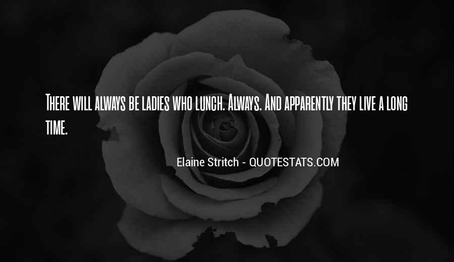 Quotes About Elaine Stritch #725631