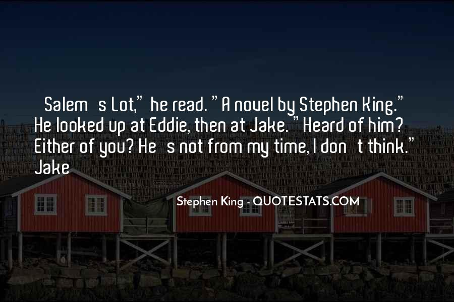 King Of Salem Quotes #521990