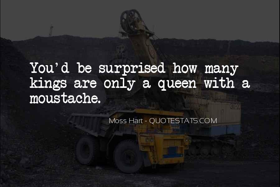 Kings Queens Quotes #112591