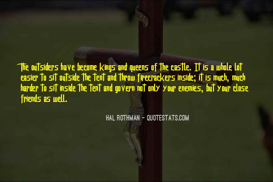 Kings Queens Quotes #1281056