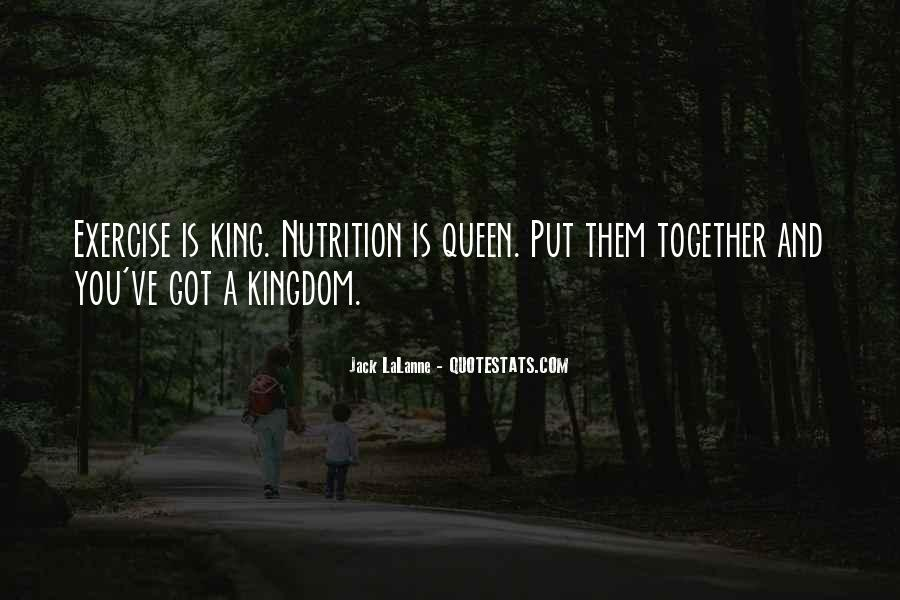 Kings Queens Quotes #1541963