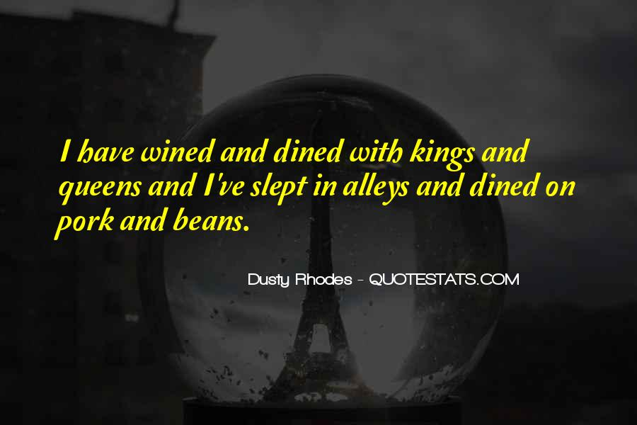 Kings Queens Quotes #1552742