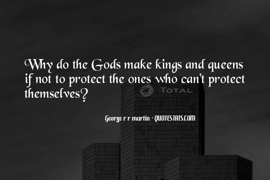 Kings Queens Quotes #167695